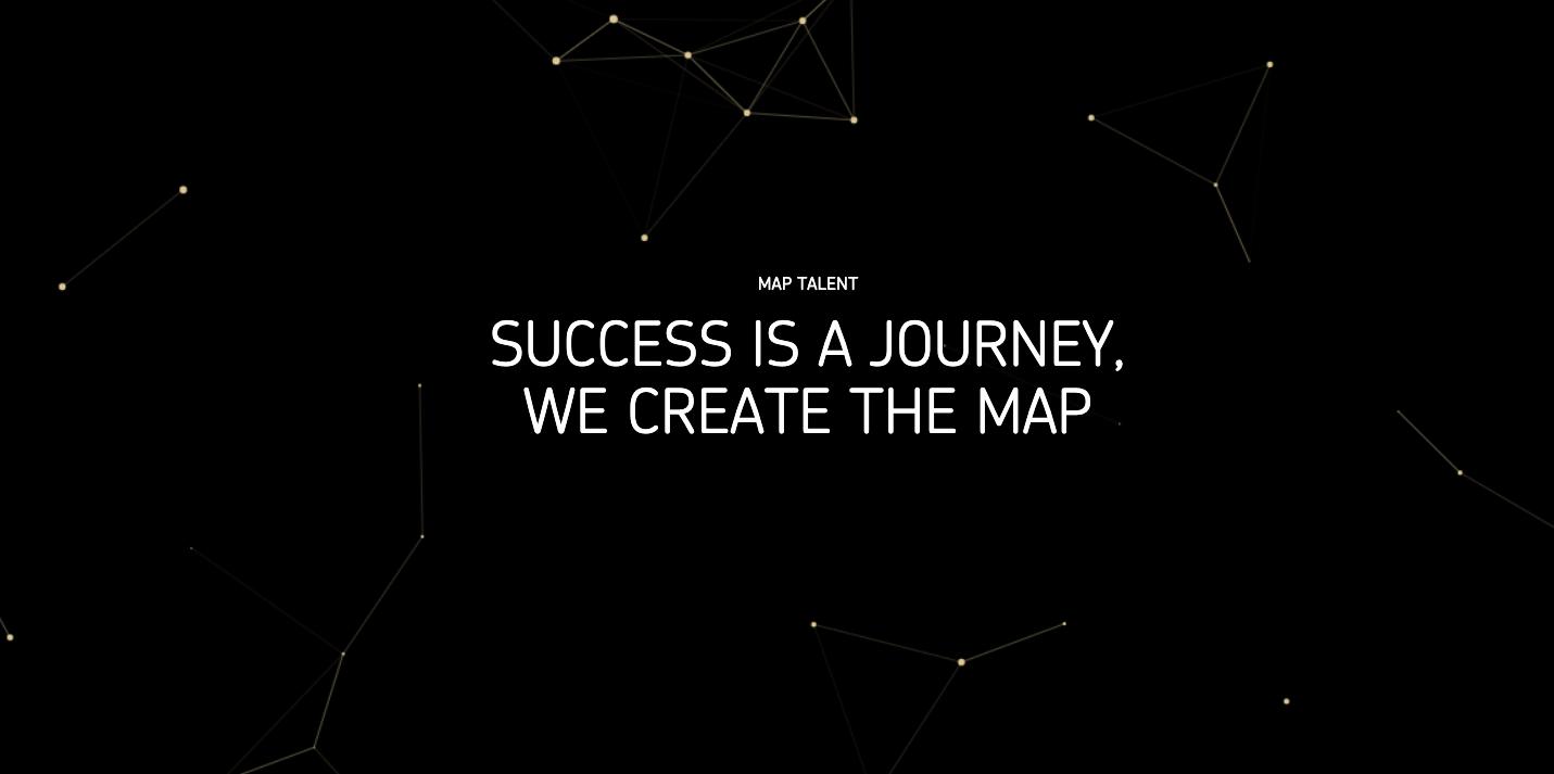 Map Talent